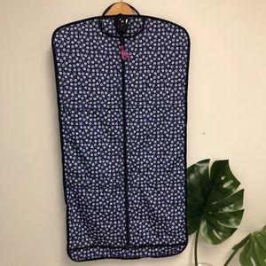 Vera Bradley Tri-Fold Garment Suit Travel Bag